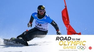 Road to the Olympic Games: Parallel slalom snowboarding