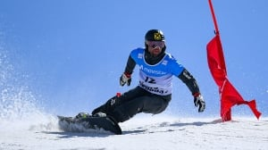 Watch World Cup parallel giant slalom snowboarding