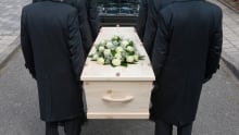 144558722 funeral will death