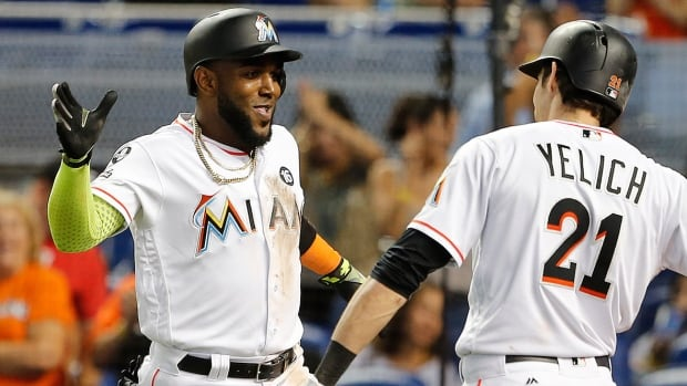 Marlins agree to send Marcell Ozuna to Cardinals