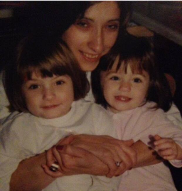 Toula, Mother, and sister Katerina