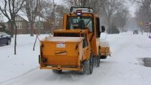 Windsor snow