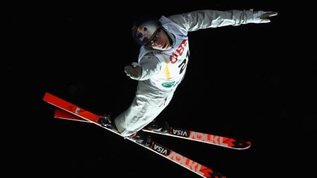 Travis Gerrits Freestyle Skiing Aerials