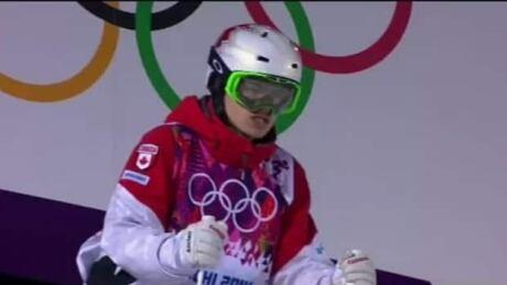 Consider This - Mogul skiing