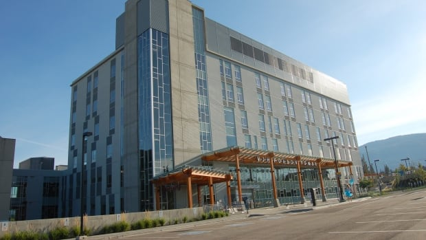 At least eight people have become sick in a gastrointestinal illness outbreak at Vernon Jubilee Hospital.