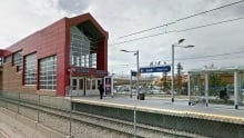 Rundle LRT station