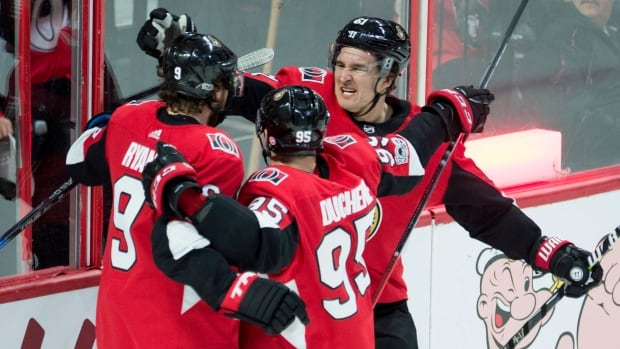 Early third-period goal lifts Senators over Rangers, snapping five-game skid