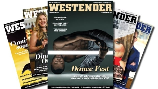 The Westender tweeted out this collection of covers when announcing its imminent closure.