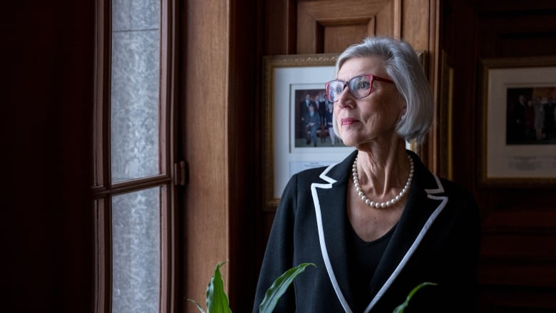 How a dying wish from Beverley McLachlin's husband helped her make a life-altering decision
