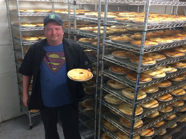 Duncan Smith meat pies Broadway 45 in Kensington, P.E.I.