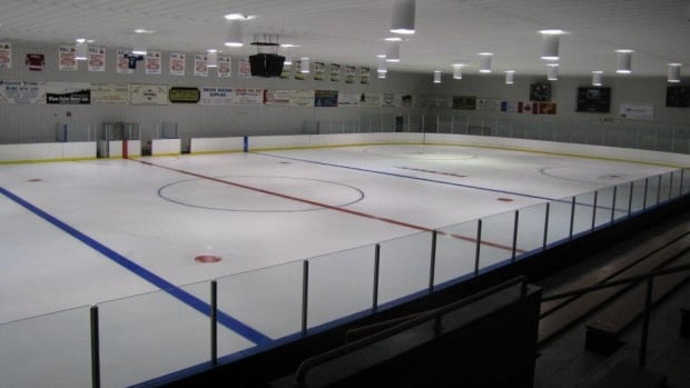 The Straits Arena in St. Barbe is run completely by a volunteer association, and has no regular financial backing from a community.