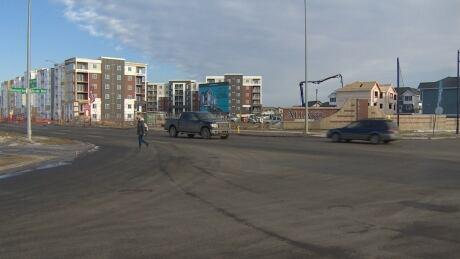 Southwest Edmonton community league calls for intersection changes after pedestrian killed thumbnail