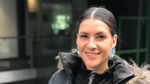 Brittney Shki-Giizis decided to focus on Indigenous Studies at Laurentian University after being involved with Idle No More.