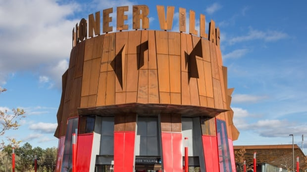 'We learn a lot from cathedrals,' renowned British architect Will Alsop said of the Pioneer Village station, which rises much higher than necessary.