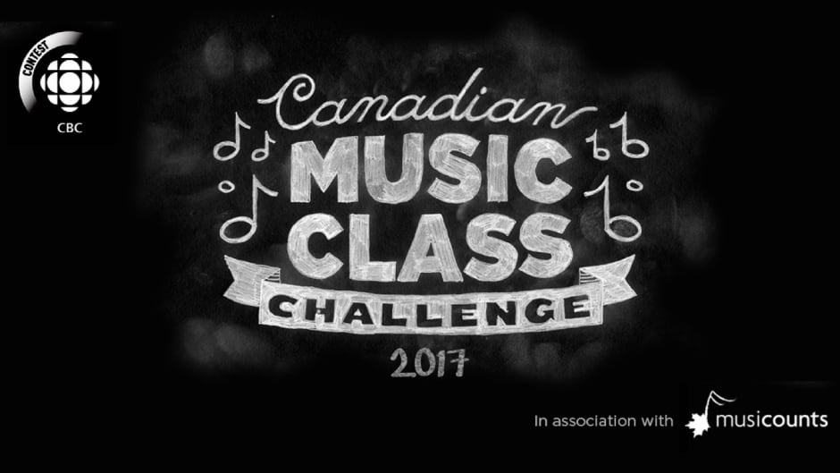 The Canadian Music Class Challenge is CBC Music's salute to music education in this country.