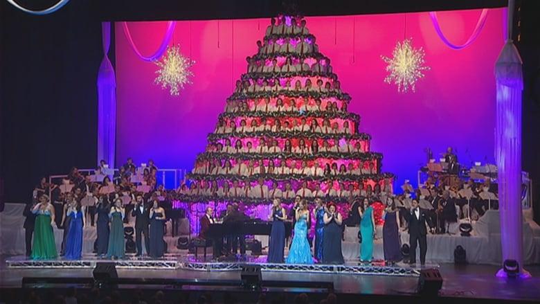 Singing Christmas Tree Edmonton.Olympic Calibre Hockey A Singing Tree And A Menorah What S