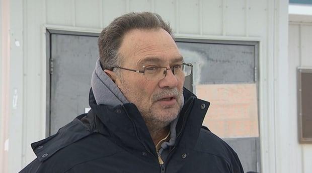 David Ross, Transportation Safety Board of Canada operations investigator