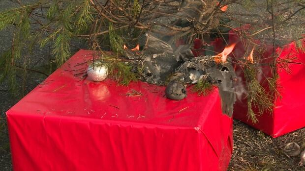 Prevent Christmas Tree Fires