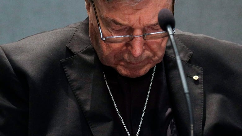 Vatican Cardinal Charged