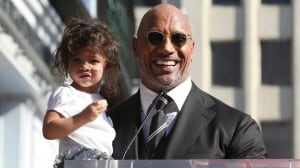 Dwayne Johnson Honored with a Star on the Hollywood Walk of Fame