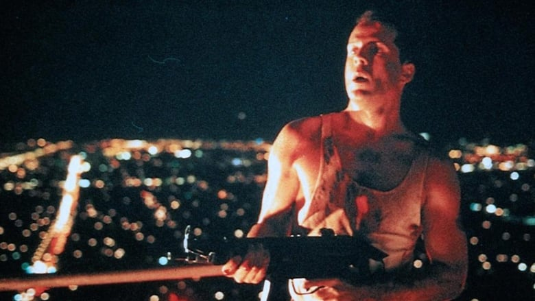 Bruce Willis stars in Die Hard. The 1988 action movie is ...