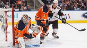 Call off the search: Oilers activate Cam Talbot from injured reserve