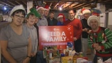 Feed A Family final day 2017