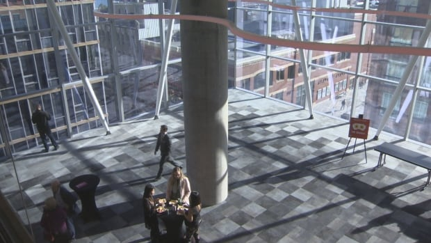 Halifax Convention Centre opens