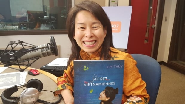 Famed Montreal novelist Kim Thúy takes readers on a journey through food, highlighting her Vietnamese heritage to tell the story of her family through their cooking.
