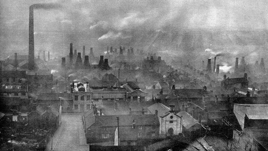 This is a photo from of the village of Bournville, just south of Birmingham, England, in 1926.