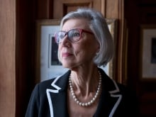 Beverley McLachlin is retiring from the Supreme Court of Canada after 28 years on the bench, including 17 years as chief justice. Her last day is Friday though she will spend the next six months writing up decisions she has already made.