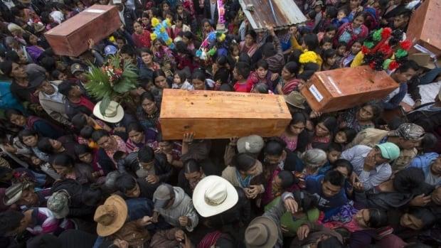 Guatemala Forensic Investigator