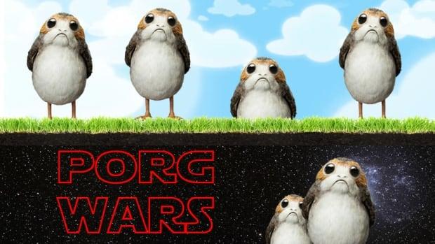 Porg Wars
