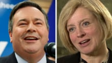 kenney and notley