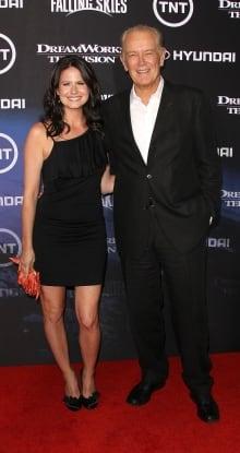 Melissa Kramer and Bruce Gray