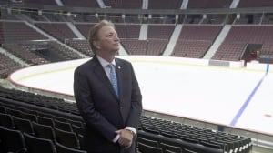 Sens owner Melnyk's relocation talks puts chill on NHL 100 festivities