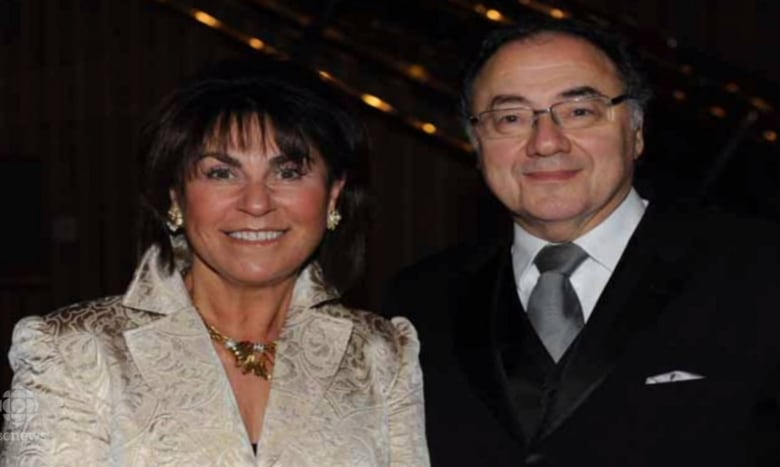 Apotex founder Barry Sherman and wife, Honey Sherman, found