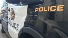 Calgary police 6155 services CPS cop car cruiser