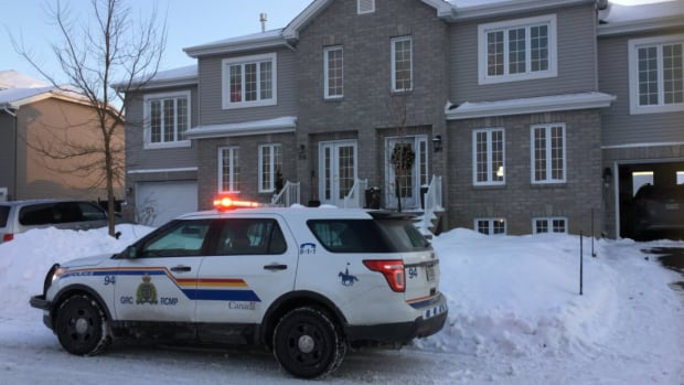 Police have been at the location at a residence near Sittelles Street since 4 p.m. Saturday.