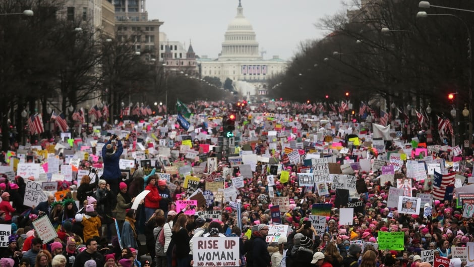 From the Women's March on Washington, to the #MeToo movement, solidarity and political resistance among women is one of the watershed stories of 2017.