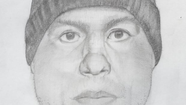 The Abbotsford Police Department released this sketch on Dec. 16, 2017 of a suspect in a violent assault, which occurred on Maclure Road on Nov. 14.