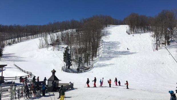 La station de ski Vallée du Parc