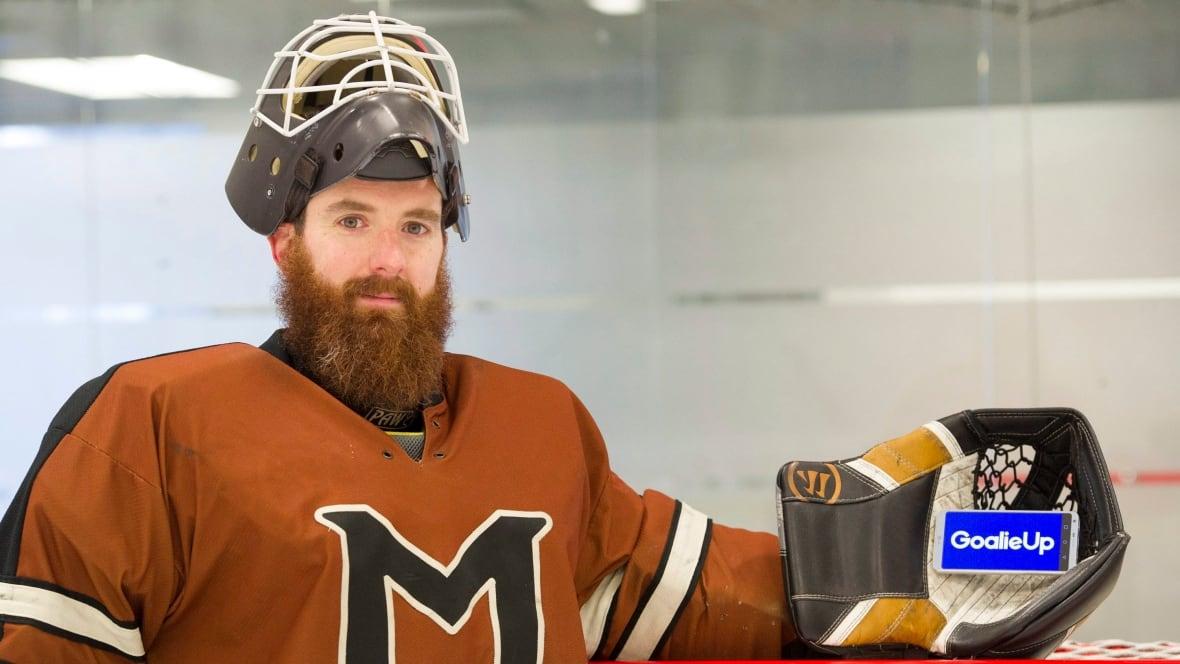 'A unique Canadian problem': Goalie rental apps connect teams with netminders