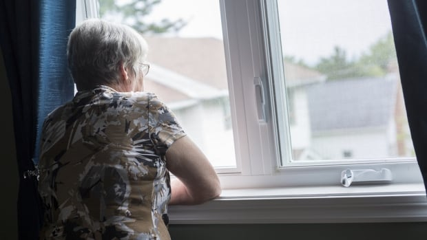 Sad senior housing