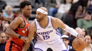 Creating his own legend: Vince Carter's role continues to evolve
