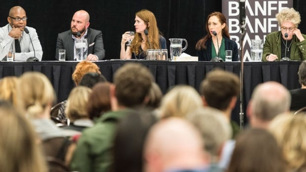 Banff Centre Panel/The Democracy Project, Journalism in the age of fake news