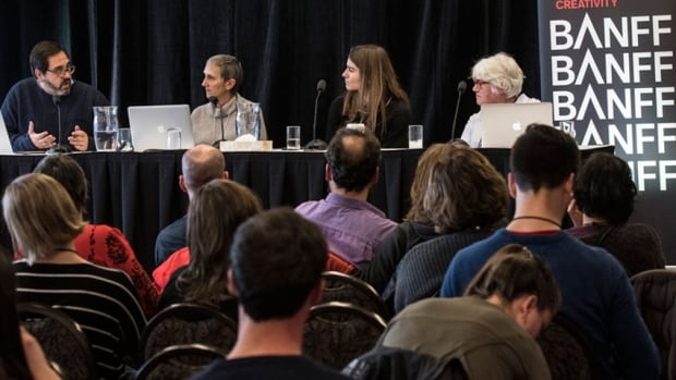 Banff Centre/The Democracy Project, Panel on journalism in the age of fake news