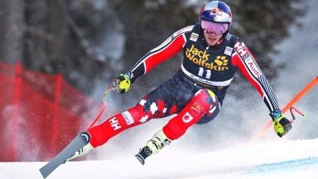 Erik Guay Alpine Skiing Injury