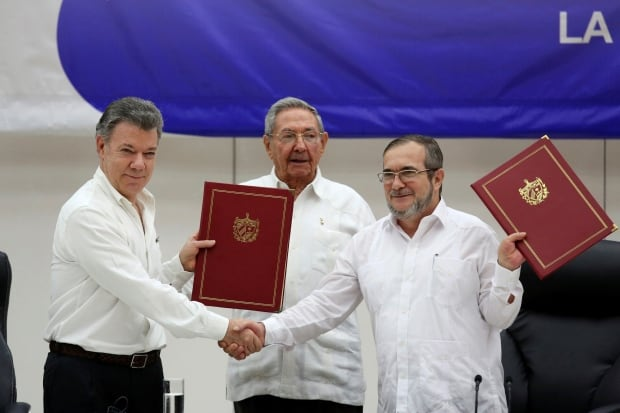 COLOMBIA-REBELS/FARC