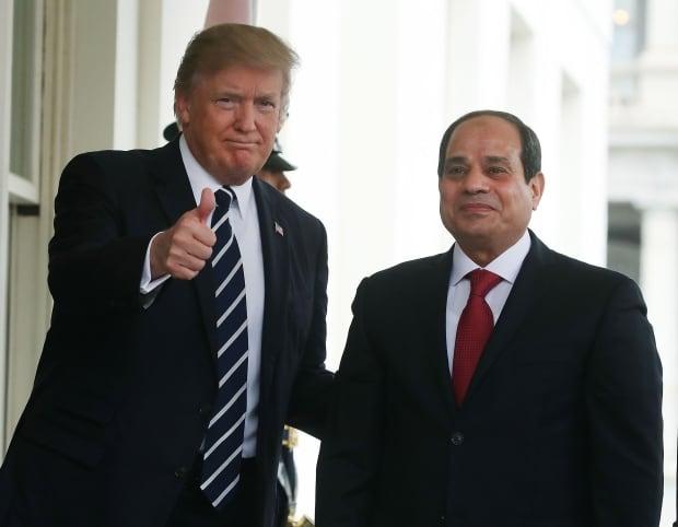 Trump-Sisi